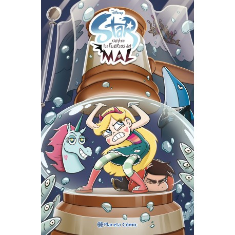 STAR CONTRA LAS FUERZAS DEL MAL Nº 01/03
