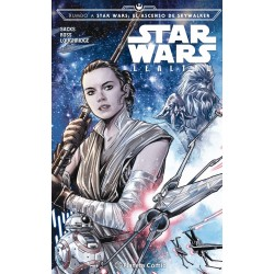 STAR WARS: ALLEGIANCE (COMIC EPISODIO IX)