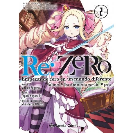 RE:ZERO CHAPTER 2 (MANGA) Nº02