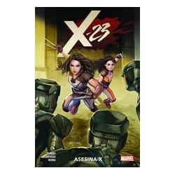 100% MARVEL COEDICIONES X-23. ASESINA X