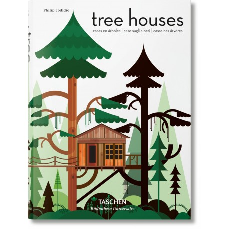 TREE HOUSES. FAIRY-TALE CASTLES IN THE AIR
