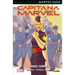 CAPITANA MARVEL 06: CAROL CORPS (MARVEL SAGA 100