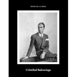 CRISTOBAL BALENCIAGA.. MITOS DE LA MODA.