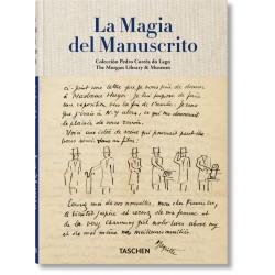 LA MAGIA DEL MANUSCRITO. COLECCION PEDRO CORRÊA DO LAGO