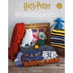 HARRY POTTER: PUNTO MAGICO. EL LIBRO OFICIAL DE PA