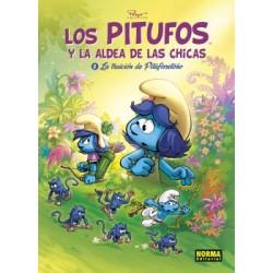 LOS PITUFOS Y LA ALDEA DE LAS CHICAS 2. LA TRAICIO DE PITUFIRRETO??O
