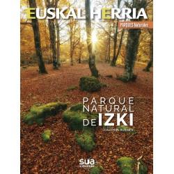 IZKI, PARQUE NATURAL DE -EUSKAL HERRIA LIBROS SUA