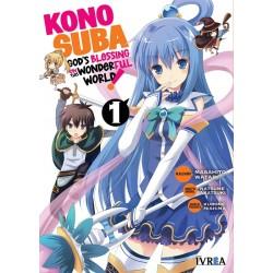 KONOSUBA! 01