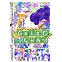 ¡CUENTAME GALKO-CHAN! 03