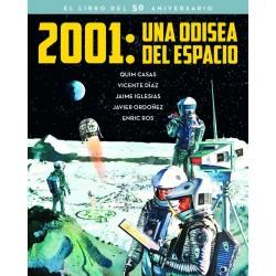 2001: UNA ODISEA DEL ESPACIO. EL LIBRO DEL 50 ANIVERSARIO