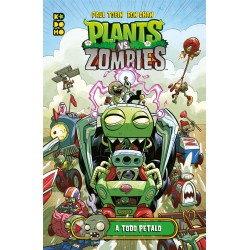 PLANTS VS. ZOMBIES: A TODO PETALO