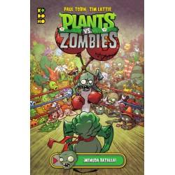 PLANTS VS. ZOMBIES: ¡MENUDA BATALLA!