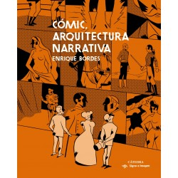COMIC, ARQUITECTURA NARRATIVA