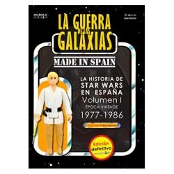 LA GUERRA DE LAS GALAXIAS MADE IN SPAIN 01