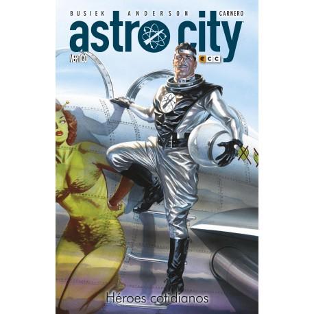 ASTRO CITY: HEROES COTIDIANOS