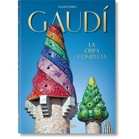 GAUDI. LA OBRA COMPLETA 40TH ANNIVERSARY EDITION