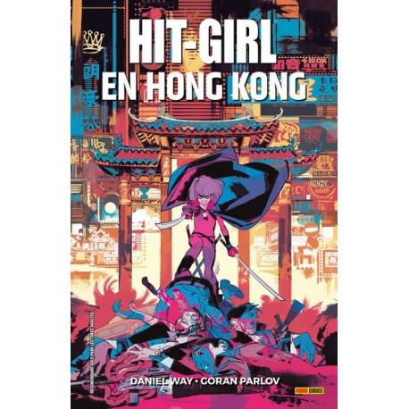 HIT GIRL 05. EN HONG KONG (COMIC)