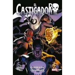 EL CASTIGADOR 08: CALLE A CALLE, BLOQUE A BLOQUE