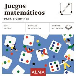 JUEGOS MATEMATICOS PARA DIVERTIRSE