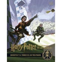 HARRY POTTER: LOS ARCHIVOS DE LAS PELICULAS 7. QUI