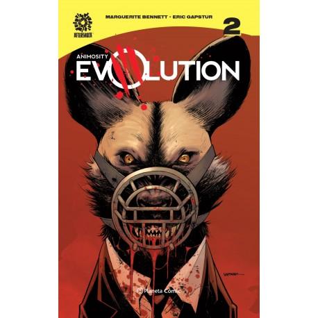 ANIMOSITY EVOLUTION Nº02/02