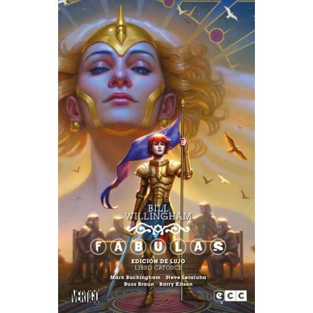 FABULAS: EDICION DE LUJO - LIBRO 14