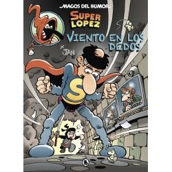 MAGOS DEL HUMOR SUPERLOPEZ 203.VIENTO EN