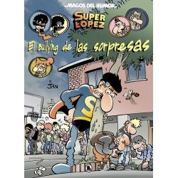EL BULLYING DE LAS SORPRESAS (MAGOS DEL HUMOR SUPERLOPEZ 202)