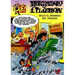 OLE MORTADELO 176: BAJO EL BRAMIDO DEL TRUENO!
