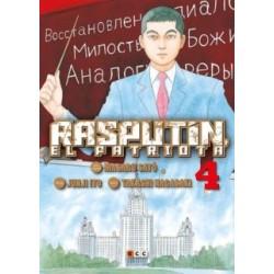RASPUTIN, EL PATRIOTA NUM. 04 (DE 6)