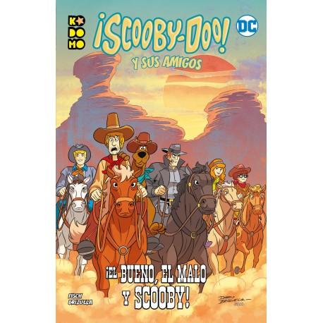 SCOOBY-DOO Y SUS AMIGOS: EL BUENO, EL MALO Y SCOOBY