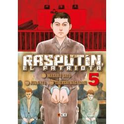 RASPUTIN, EL PATRIOTA NUM. 05 (DE 6)