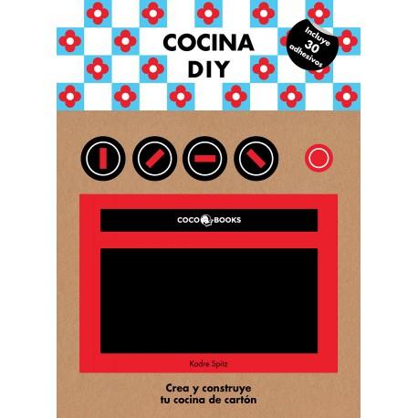 COCINA DIY. CREA Y CONSTRUYE TU COCINA DE CARTON