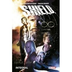 S.H.I.E.L.D. DE JONATHAN HICKMAN Y DUSTIN WEAVER (SHIELD)