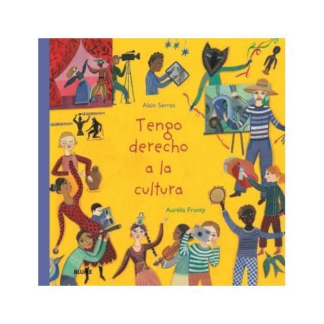 TENGO DERECHO A LA CULTURA