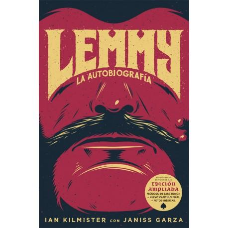 LEMMY. LA AUTOBIOGRAFIA (EDICION AMPLIADA)