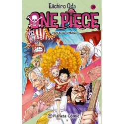 ONE PIECE Nº80