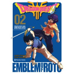 DRAGON QUEST EMBLEM OF ROTO Nº 02/15