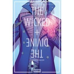 THE WICKED + THE DIVINE 2 FANDEMONIUN