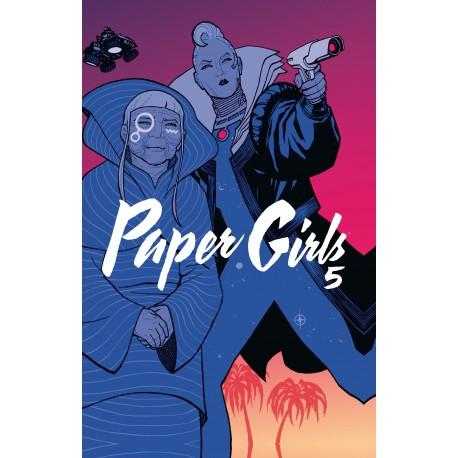 PAPER GIRLS (TOMO) Nº 05/06