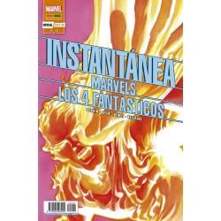 INSTANTANEA MARVEL 02. LOS 4 FANTASTICOS