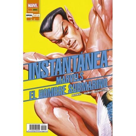 INSTANTANEA MARVEL 01. EL HOMBRE SUBMARINO