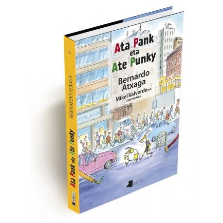 ATA PANK & ATE PUNKY
