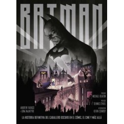 BATMAN: LA HISTORIA DEFINITIVA DEL CABALLERO OSCUR