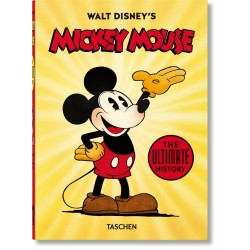 WALT DISNEY'S MICKEY MOUSE. THE ULTIMATE HISTORY ? 40TH ANNIVERSARY EDITION