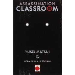 ASSASSINATION CLASSROOM 19. HORA DE IR A LA ESCUELA
