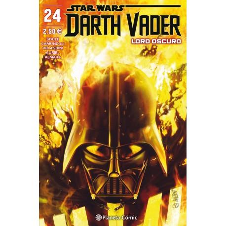 STAR WARS DARTH VADER LORD OSCURO Nº24/25