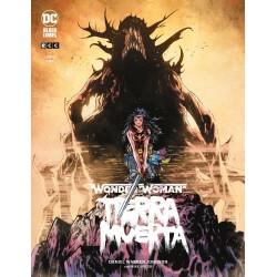 WONDER WOMAN: TIERRA MUERTA NUM. 1 DE 2 (SEGUNDA EDICION)