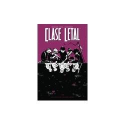 CLASE LETAL 02. LOS NIÑOS DEL AGUJERO NEGRO