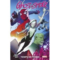SPIDER-GWEN: GHOST SPIDER 03. TIEMPO DE PERROS